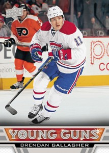 See All 100 of the 2013-14 Upper Deck Hockey Young Guns 64