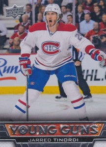 See All 100 of the 2013-14 Upper Deck Hockey Young Guns 89