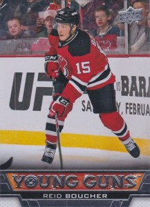 See All 100 of the 2013-14 Upper Deck Hockey Young Guns 92