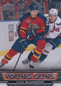 See All 100 of the 2013-14 Upper Deck Hockey Young Guns 94