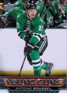 See All 100 of the 2013-14 Upper Deck Hockey Young Guns 95
