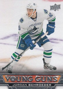 See All 100 of the 2013-14 Upper Deck Hockey Young Guns 90