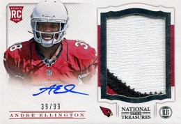 Treasure Chest: 2013 National Treasures Rookie Patch Autograph Gallery 21