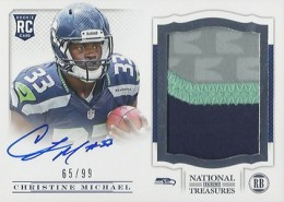 Treasure Chest: 2013 National Treasures Rookie Patch Autograph Gallery 2