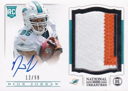 Treasure Chest: 2013 National Treasures Rookie Patch Autograph Gallery 4