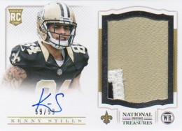 Treasure Chest: 2013 National Treasures Rookie Patch Autograph Gallery 29