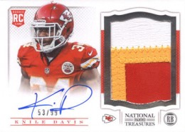 Treasure Chest: 2013 National Treasures Rookie Patch Autograph Gallery 10