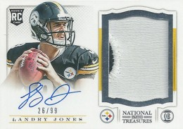 Treasure Chest: 2013 National Treasures Rookie Patch Autograph Gallery 30