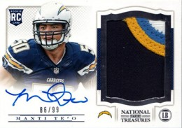 Treasure Chest: 2013 National Treasures Rookie Patch Autograph Gallery 31