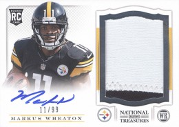 Treasure Chest: 2013 National Treasures Rookie Patch Autograph Gallery 32