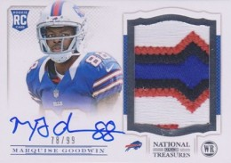 Treasure Chest: 2013 National Treasures Rookie Patch Autograph Gallery 13