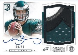 Treasure Chest: 2013 National Treasures Rookie Patch Autograph Gallery 33