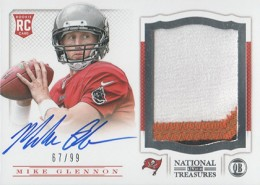 Treasure Chest: 2013 National Treasures Rookie Patch Autograph Gallery 34