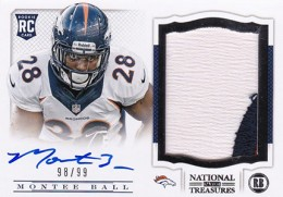 Treasure Chest: 2013 National Treasures Rookie Patch Autograph Gallery 15