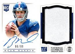 Treasure Chest: 2013 National Treasures Rookie Patch Autograph Gallery 36