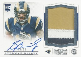 Treasure Chest: 2013 National Treasures Rookie Patch Autograph Gallery 17