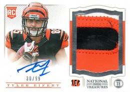 Treasure Chest: 2013 National Treasures Rookie Patch Autograph Gallery 19