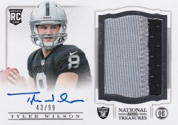 Treasure Chest: 2013 National Treasures Rookie Patch Autograph Gallery 39