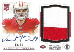 Treasure Chest: 2013 National Treasures Rookie Patch Autograph Gallery 20