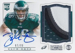 Treasure Chest: 2013 National Treasures Rookie Patch Autograph Gallery 40
