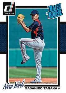 2014 Donruss Baseball Wrapper Redemption Offers Three Exclusive Rated Rookies 1