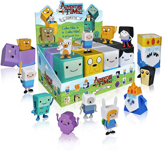 2014 Funko Adventure Time Mystery Minis Blind Box Figures 1