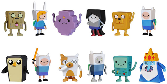 2014 Funko Adventure Time Mystery Minis Blind Box Figures 2
