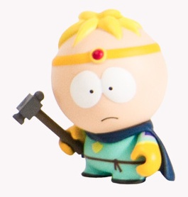 2014 Kidrobot X South Park The Stick of Truth Vinyl Figures 23