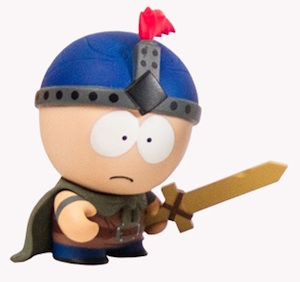 2014 Kidrobot X South Park The Stick of Truth Vinyl Figures 25