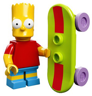 2014 LEGO Simpsons Minifigures 28