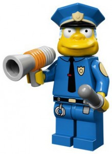 2014 LEGO Simpsons Minifigures 21