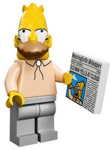 2014 LEGO Simpsons Minifigures 29