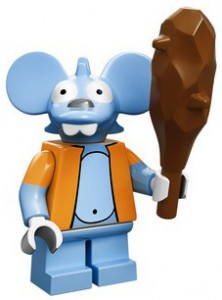 2014 LEGO Simpsons Minifigures 30