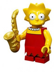 2014 LEGO Simpsons Minifigures 31