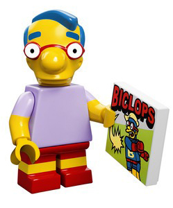 2014 LEGO Simpsons Minifigures 25