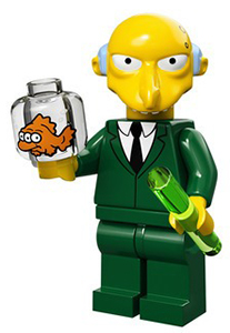 2014 LEGO Simpsons Minifigures 33