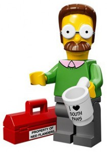 2014 LEGO Simpsons Minifigures 26