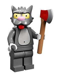 2014 LEGO Simpsons Minifigures 35