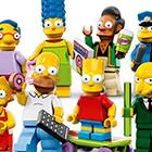 2014 LEGO Simpsons Minifigures