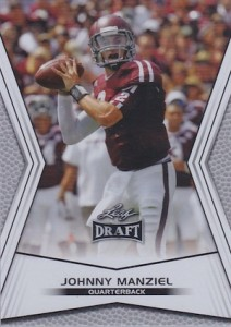 Johnny Manziel Cards, Rookie Cards, Key Early Cards and Autographed Memorabilia Guide 85