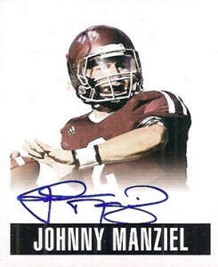Johnny Manziel Cards, Rookie Cards, Key Early Cards and Autographed Memorabilia Guide 92