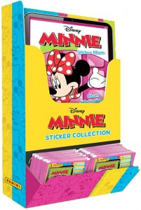 2014 Panini Disney Minnie Stickers 2