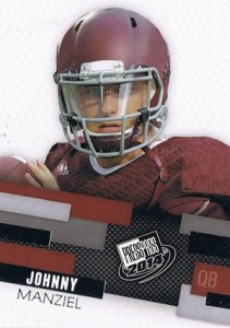 Johnny Manziel Cards, Rookie Cards, Key Early Cards and Autographed Memorabilia Guide 94