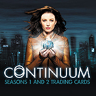 2014 Rittenhouse Continuum Seasons 1 and 2 Trading Cards