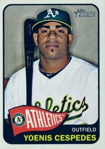 2014 Topps Heritage Baseball Variation Short Prints and Errors Guide 163
