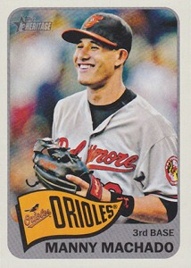 2014 Topps Heritage Baseball Variation Short Prints and Errors Guide 31