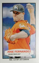 2014 Topps Heritage Baseball Cards 30