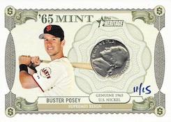 2014 Topps Heritage Baseball Cards 33