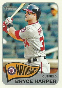 2014 Topps Heritage Baseball Variation Short Prints and Errors Guide 44