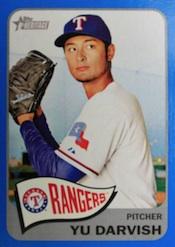 2014 Topps Heritage Baseball Cards 28
